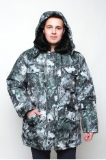 Куртка мужская «ЗИМА».